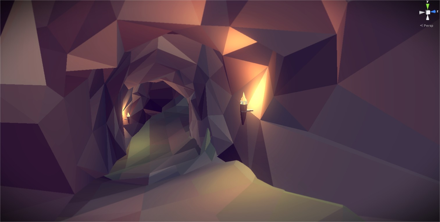 Polyworld woodland toolkit for the unity engine for Unity 3d room design